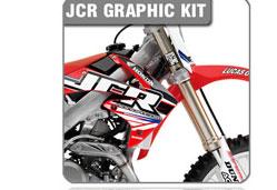 JCR Team Graphic Complete Kit