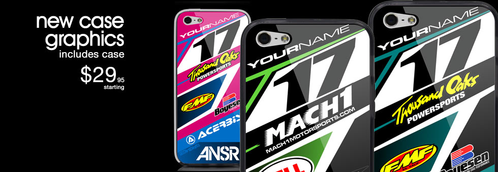 Custom Motocross Graphics and Accessories For Honda, KTM